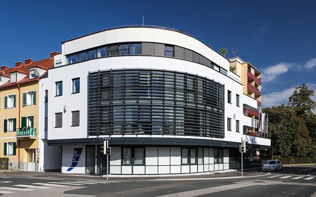 Office Building Hans Sachs Strasse, Klagenfurt