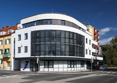 Büroobjekt Hans Sachs Straße, Klagenfurt
