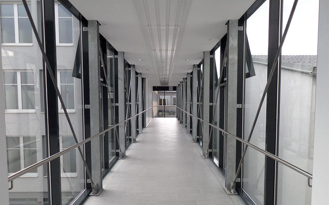 Renovation School Center Feldkirchen