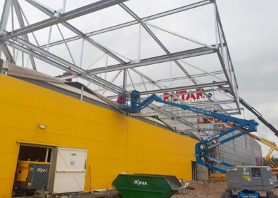 Umbau/Sanierung Rutar Center, Ljubljana