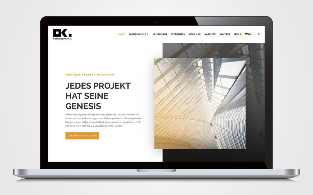 Die Neue OKZT Website