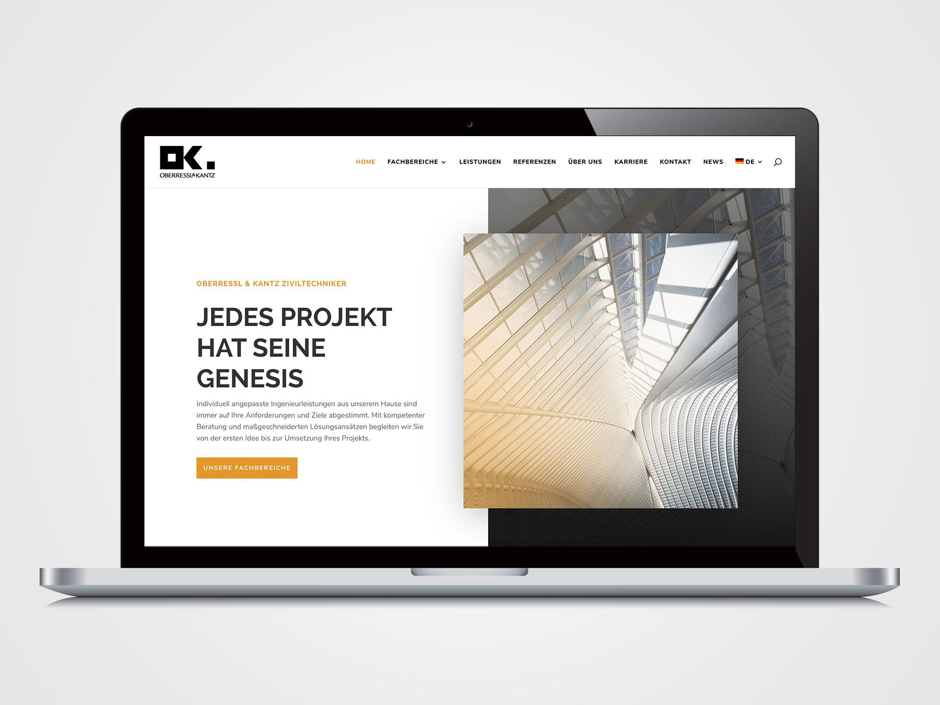 Post Die Neue OKZT Website