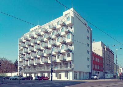 Wohnbauprojekt Gudrunstraße, Wien